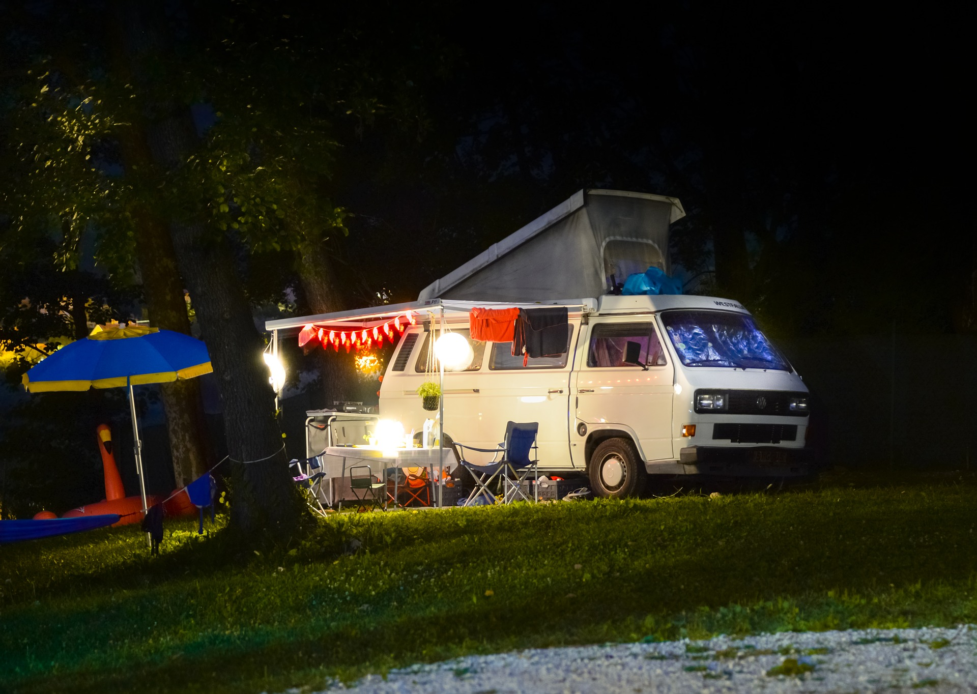 Camping Petition unterschreiben