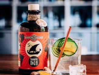 Hamburg-Zanzibar kreiert mit Tumeric No. 1 weltbesten Gin