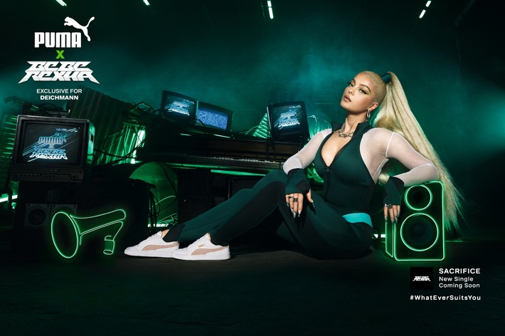 Kampagne mit internationalem Superstar Bebe Rexha