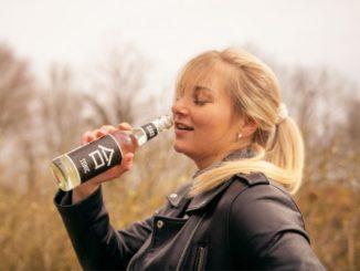 Lecker frisch: Sake und Tonic
