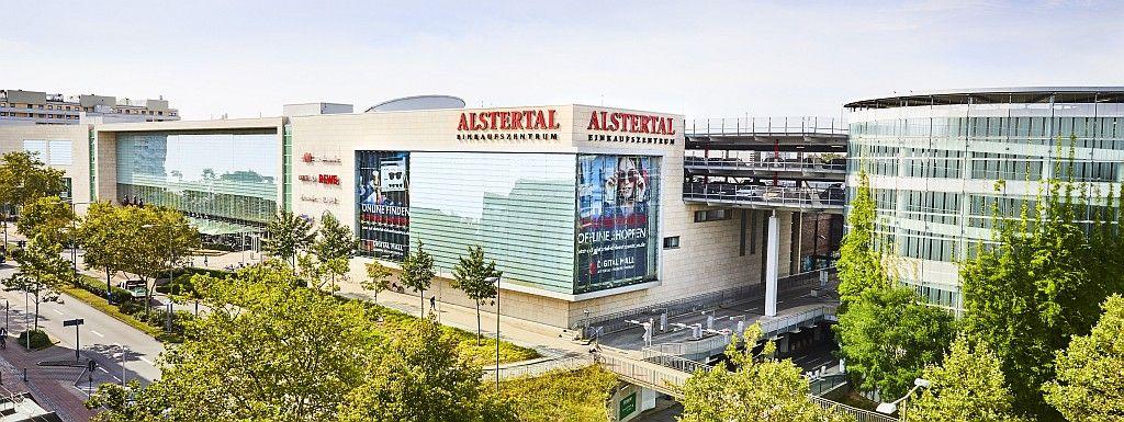 Alstertal Einkaufszentrum Außen 1000 (002)