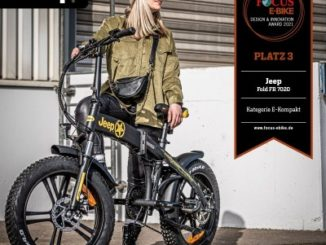 Jeep Fold FAT E-Bike FR 7020