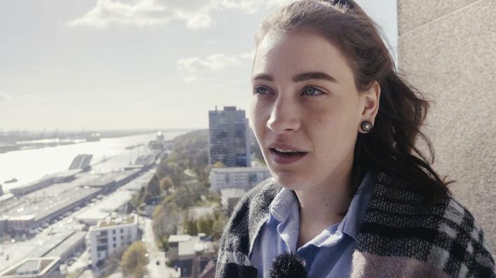 """""""Jäcky"""" ist eine der Protagonistinnen im neuen Dokumentarfilm. Quelle: Duc Quang Le"""