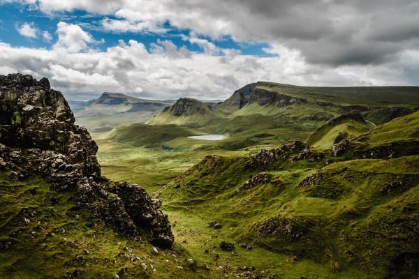 Ausblick Isle of Skye (© Bjorn Snelders)