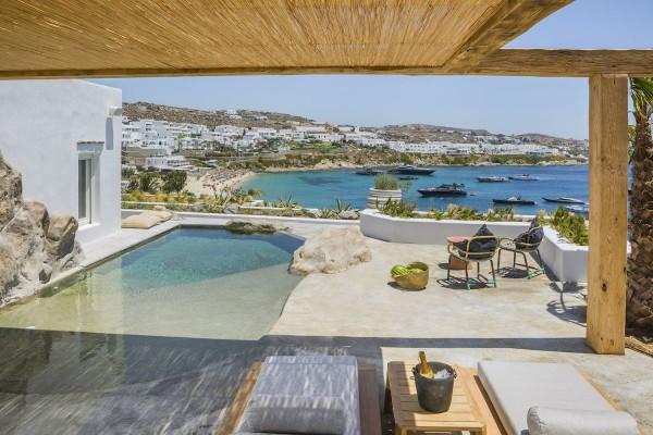 Die Luxus-Boutique-Hotels Kensho & Villas auf Mykonos öffnen am 21. Mai 2021