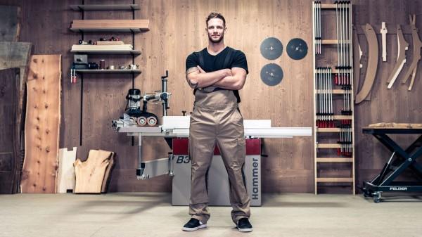 Mit dem eigenen Lieblingsprojekt neue Holzbearbeitungsmaschinen gewinnen