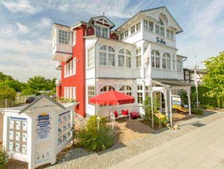 Ostseeappartements Rügen - Villa To Hus im Ostseebad Sellin auf der Insel Rügen (© Ostseeappartements Rügen)
