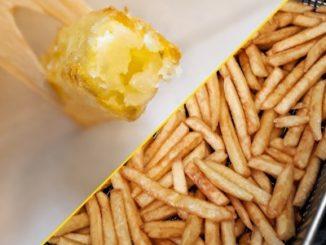 Vergolden statt Verkohlen - Das Geheimnis hinter perfekt frittierten Pommes