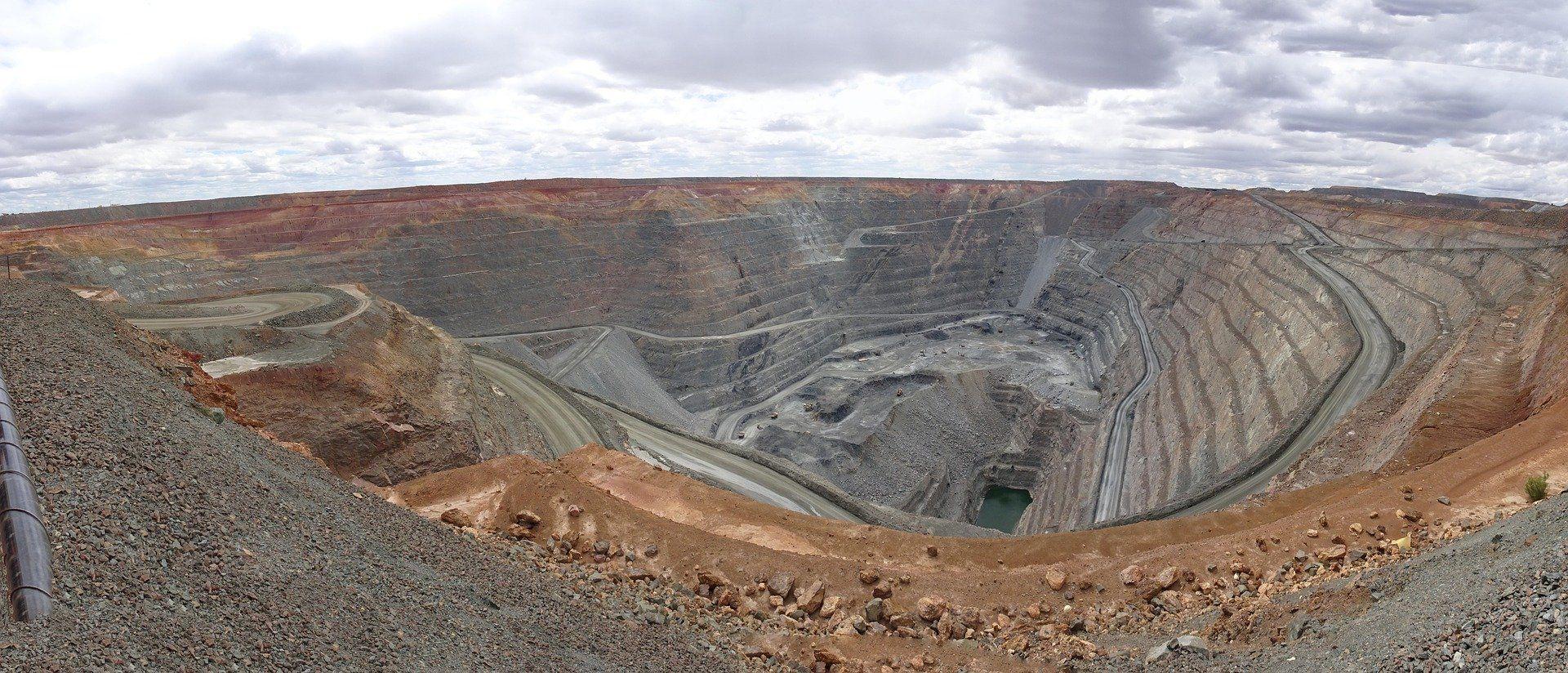 """Leichte Veränderungen der Umwelt beim Betrieb einer """"kleinen"""" Goldmine in Australien"""