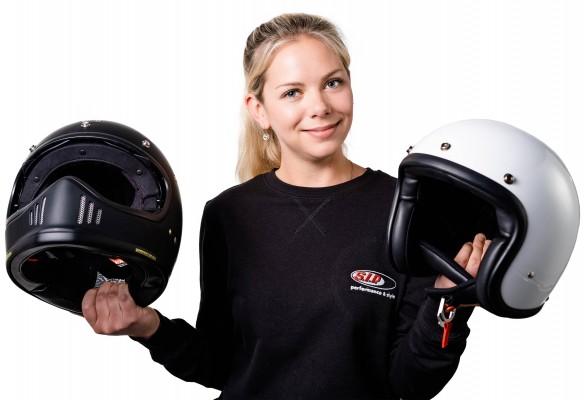 Wichtige Tips für den Kauf des richtigen Motorradhelms (© SIP Scootershop 2021)