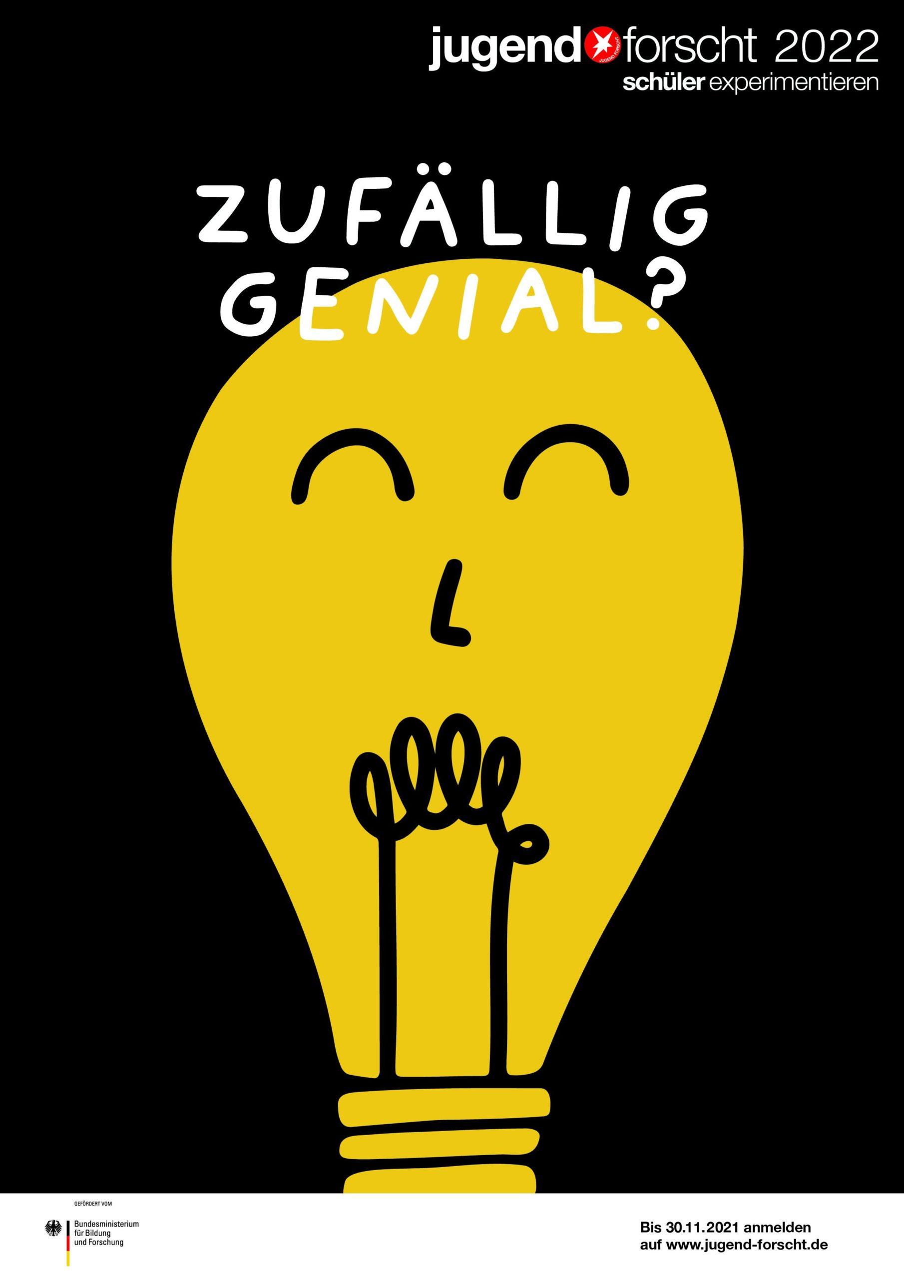 Jugend forscht Plakat
