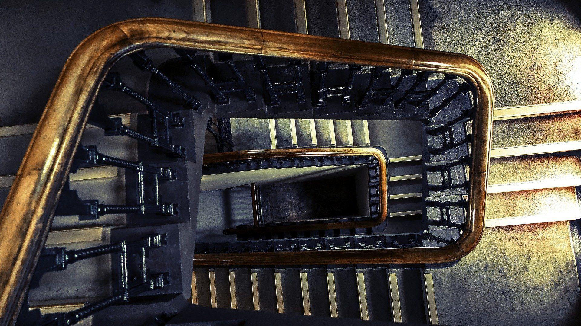 Treppen könnenw im Alter zum unüberwindlichen Hindernis werden