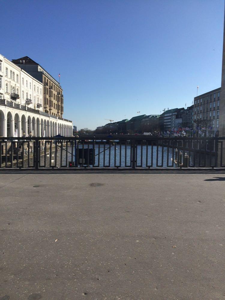 Auch in der Innenstadt sthet immer mehr Fläche leer