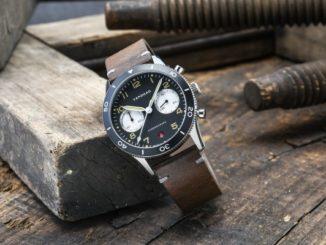 VANDAAG-Uhren Schallmauer Chronograph (© Vandaag)