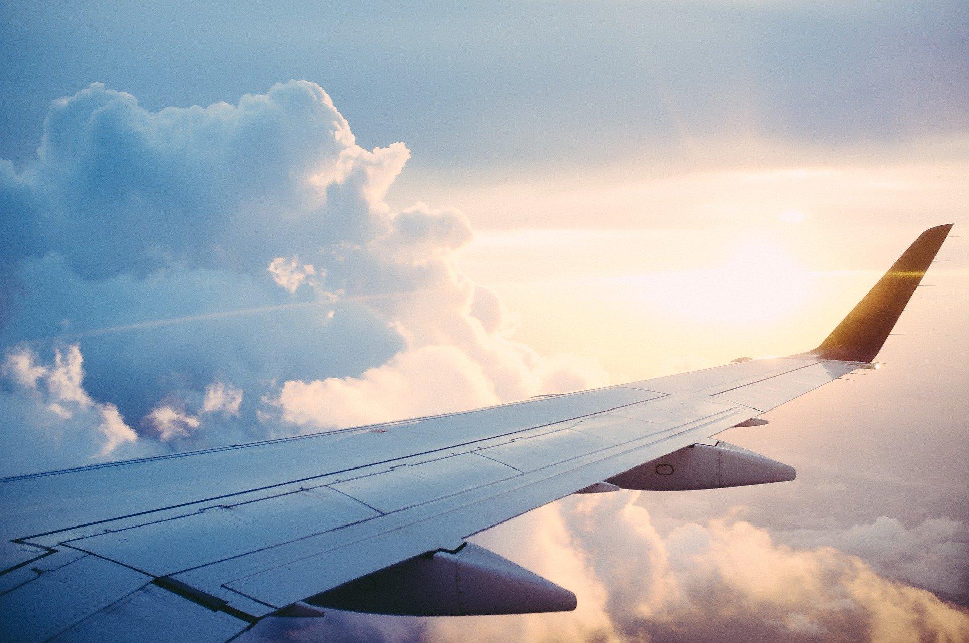 Flugreisen werden wieder stark nachgefragt