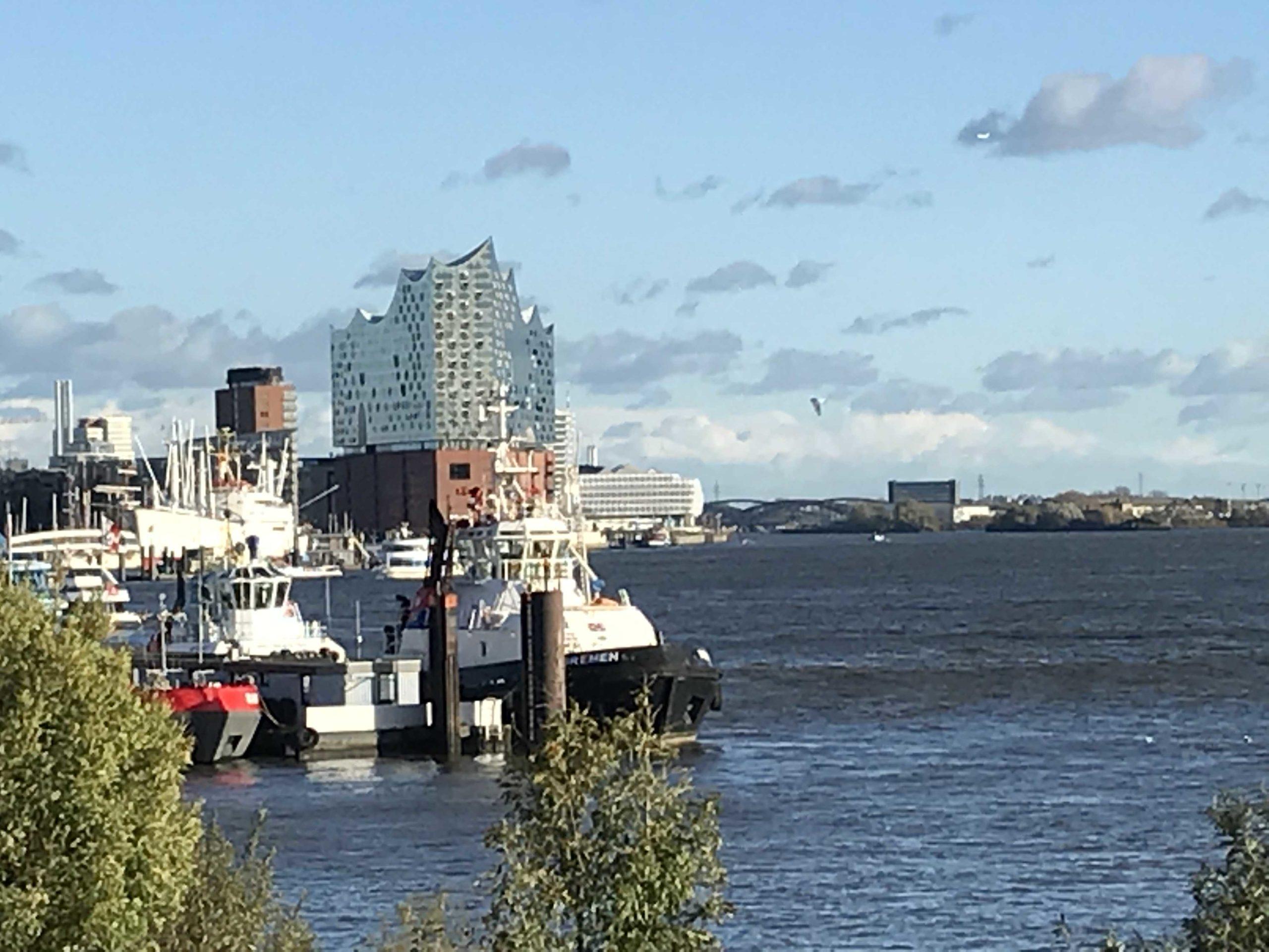Hamburg und seine Flüsse
