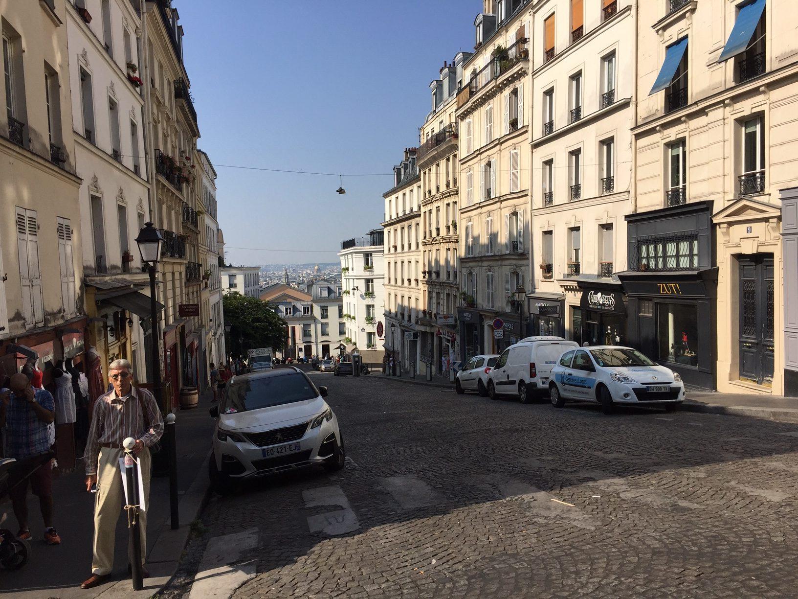 Paris ist immer eine Reise wert