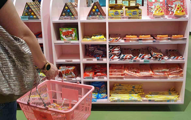 Candy World Mönckebergstraße