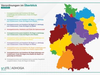 ETL ADHOGA-Infografik zu 3G-Regelungen jetzt auch für Clubs und Diskotheken