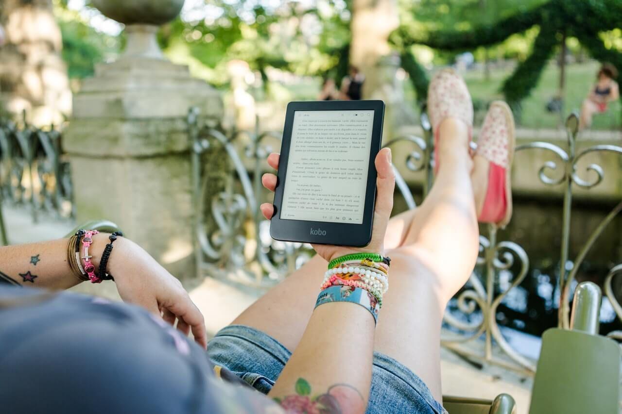 Lesen bildet - besopnders in Zeiten der Digitalisierung