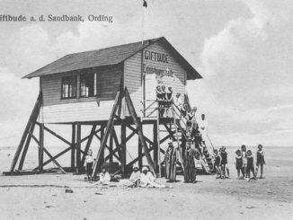 Von der Giftbude zum Wahrzeichen, St. Peter-Ording, Stelzenhaus am Strand, Foto ©Kulturtreff St. Peter-Ording e.V.