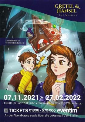 Gretel & Hänsel als Musical