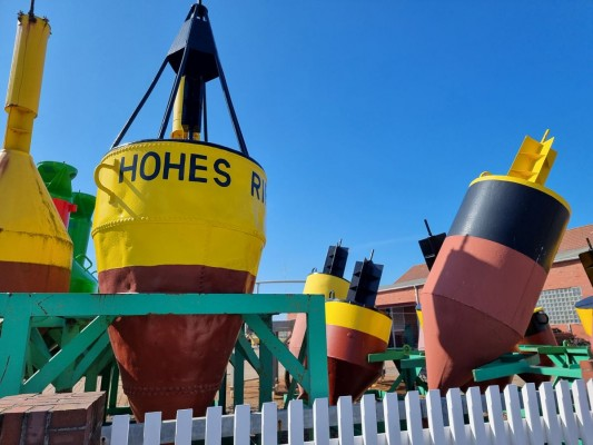 Die Insel Norderney wird zum Spielfeld