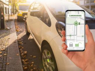 """HEM-Studie zum Thema """"Carsharing"""""""