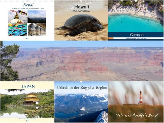 Reisekalender 2022