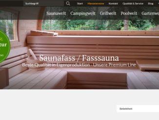 Screenshot Saunafass