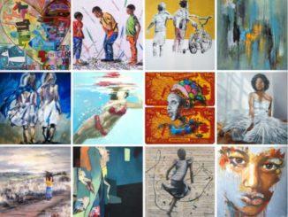 Kunst Collage